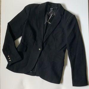 Premise Black Blazer